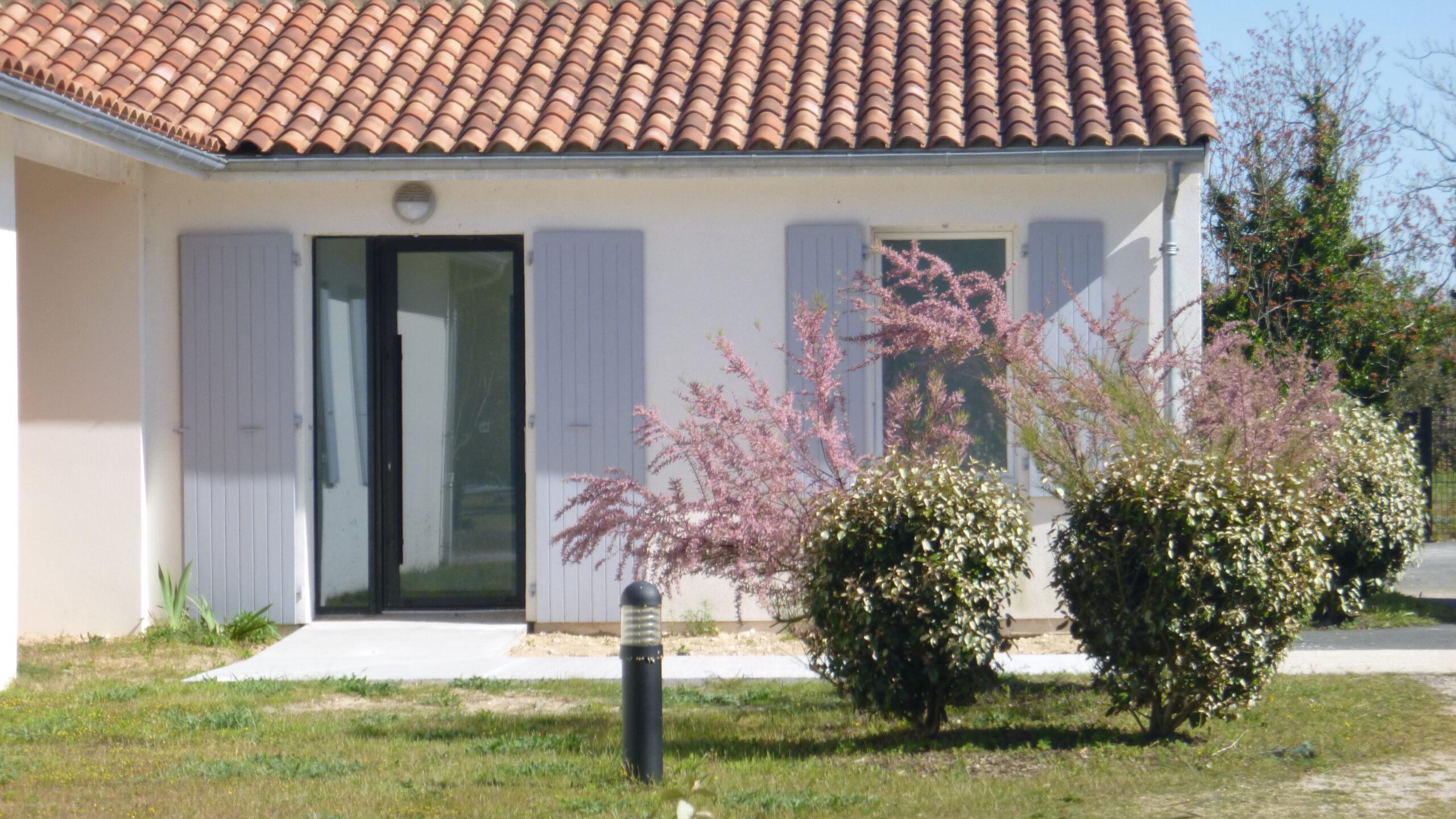 Hébergement du centre moulin d'Oléron