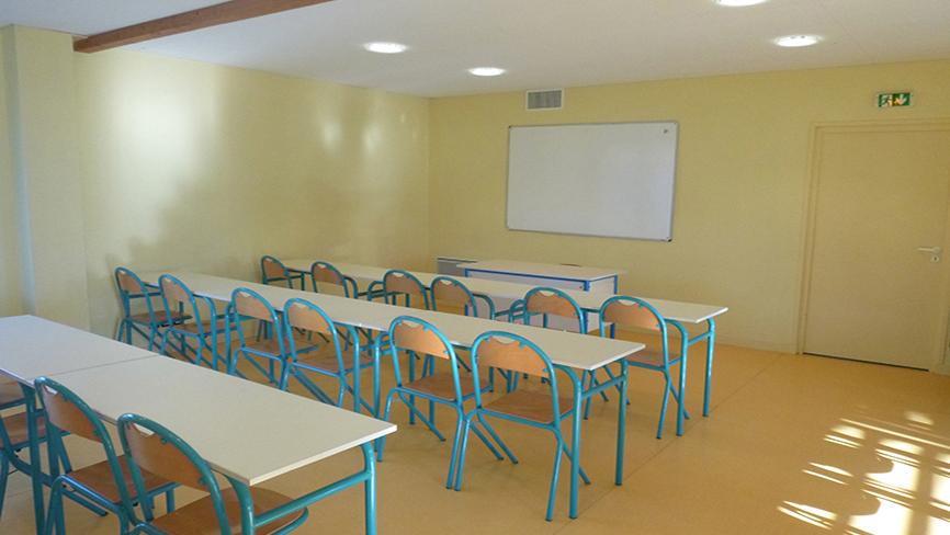 salles de classe Trema